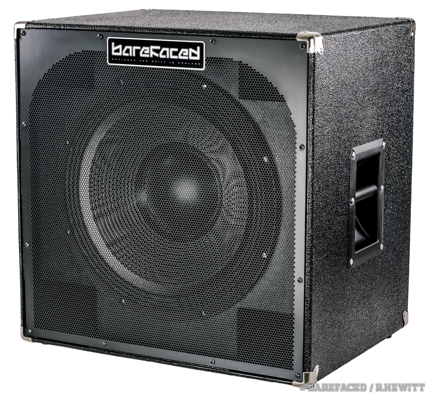 Barefaced Bass Lf1400 Ultra High Output Active Subwoofer Guitar Or Music Amplifier Home Stereo Powered