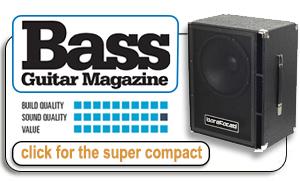 Barefaced Bass - Ultra lightweight high power bass guitar speaker ...