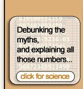 Debunking the myths and explaining all those numbers